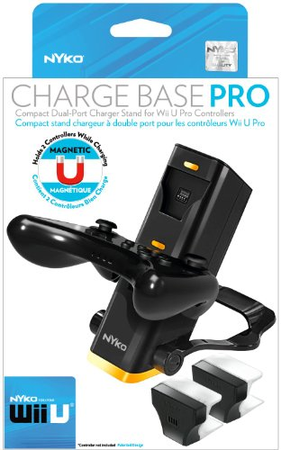Charge Base Pro for Wii U