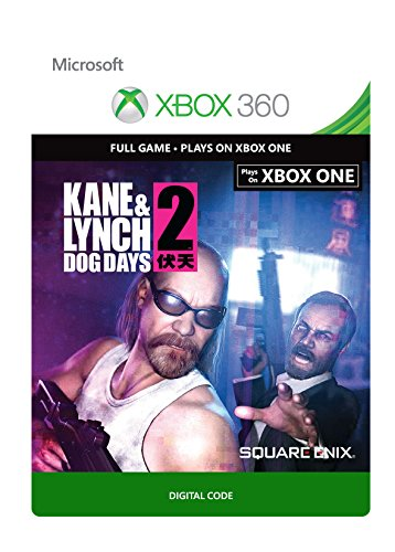 Kane & Lynch 2 - Xbox 360 / Xbox One Digital Code by Square Enix