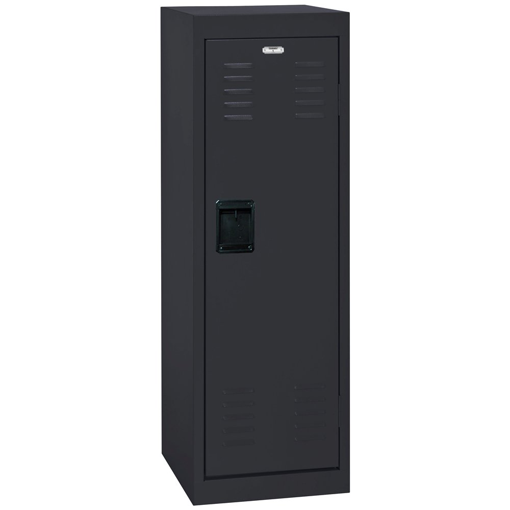 Sandusky Lee Kids Locker, LF1B151548-09 Single Tier Welded Steel Locker, 48''