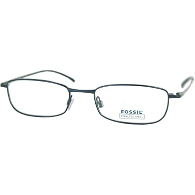Fossil Brille Brighten blau OF1060470 mK7eUJ