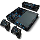Ake Skin Sticker Cover Vinyl Decal Protector for Xbox One Console and Controllers -NO.2144