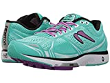 Newton Running Women's Motion VI Turquoise/Lavender Athletic Shoe
