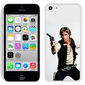 Han Solo (2) Individual Popular Design Customized iPhone 5C Phone Case