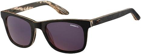 O Neill Shaka RX 104 Black de Wood Hombre Gafas de sol efecto ...