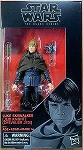 Star Wars Galaxie des aventures Luke Skywalker Jedi Knight Figure New in package