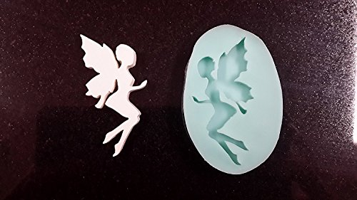 - Leaf Fairy Silhouette Silicone Mold, Resin Mold, Soap Mold, Clay Mold, Fairy Mold, Candle Mold, Woodland Mold, Fairie Mold, Mould (Silicone)