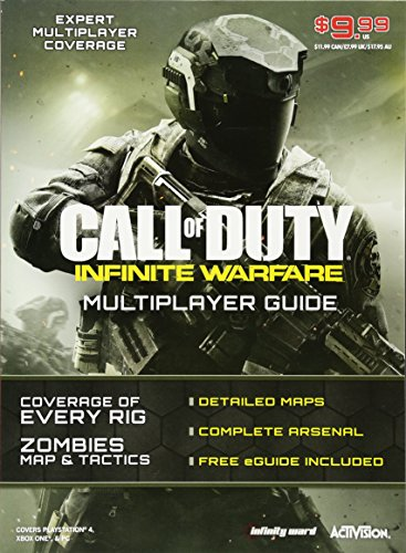 Price comparison product image Call of Duty: Infinite Warfare: Prima Official Multiplayer Guide