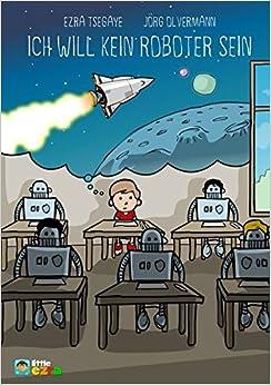 Book Ich will kein Roboter sein