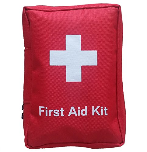 Home First Aid Kit Survival - 72 pieces Medical Kit, Travel Emergency Kit, Hiking First Aid Kit, Emergency Go Bag, Size Small by (Horse Mask Price)