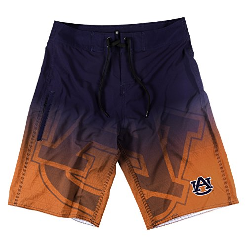 Auburn Gradient Board Short Medium 32