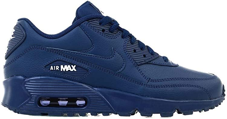 zapatillas niño azul marino nike