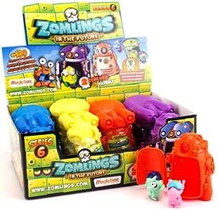 ZOMLINGS- Caja con 12 cápsulas, Serie 6 (Magic Box INT. Toys ZM6P0301): Amazon.es: Juguetes y juegos