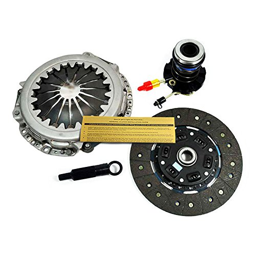 (EFT HD CLUTCH KIT+SLAVE CYLINDER SET for 1993-2000 FORD EXPLORER RANGER 4.0L)