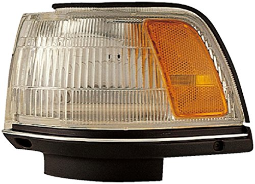 Dorman 1630606 Front Driver Side Turn Signal/Parking Light Assembly for Select Toyota Models
