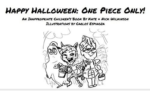 Happy Halloween: One Piece -