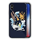 Hard Case Cover with Cartoon design for Iphone models (avatar3) (Iphone X 5.8in)