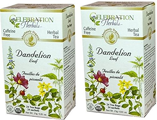 Celebration Herbals Organic Dandelion Herbal