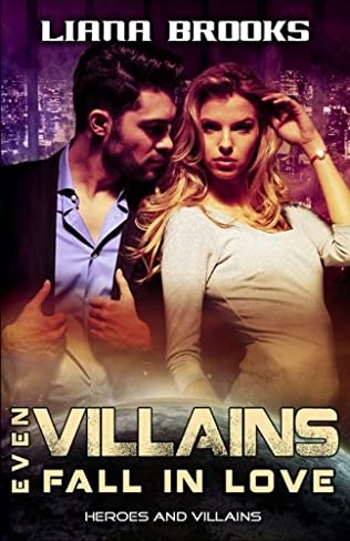 book cover of Even Villains Fall In Love
