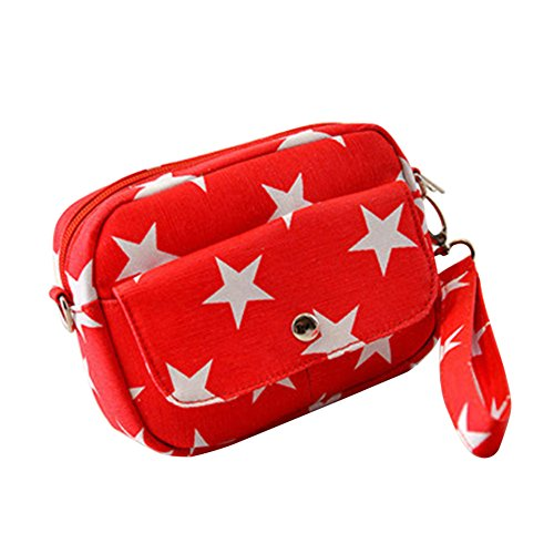 Cross Sac Bandoulière Mini À Red Body Bangle009 Femme Simple Main Pentagramme nbsp;big Tote Messenger 7A8Y8wx