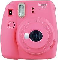 Câmera Instantânea Instax Mini 9, Fujifilm, 705061148, Rosa Flamingo