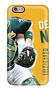 Awesome Design Oakland Athletics Hard Case Cover For Iphone 6
