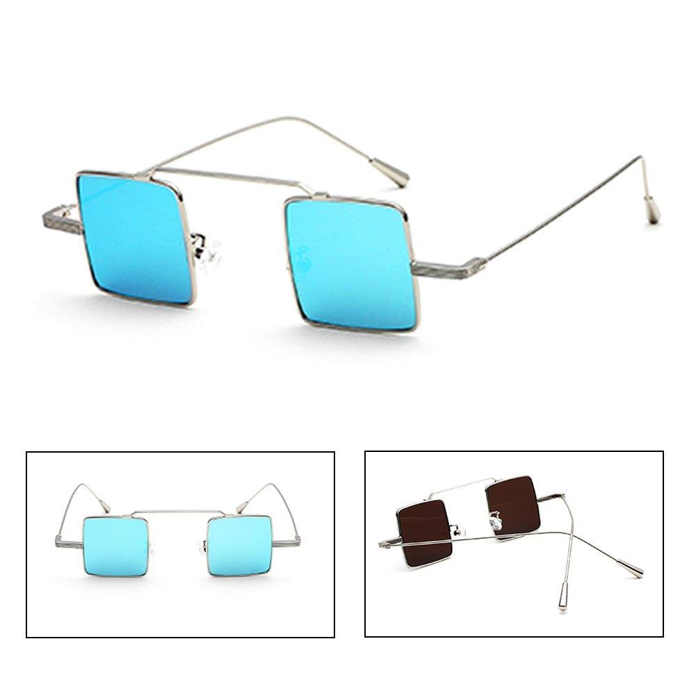 Ranbow Herren \'s und Frauen\' s Reflektierende Sonnenbrillen Kleine ...