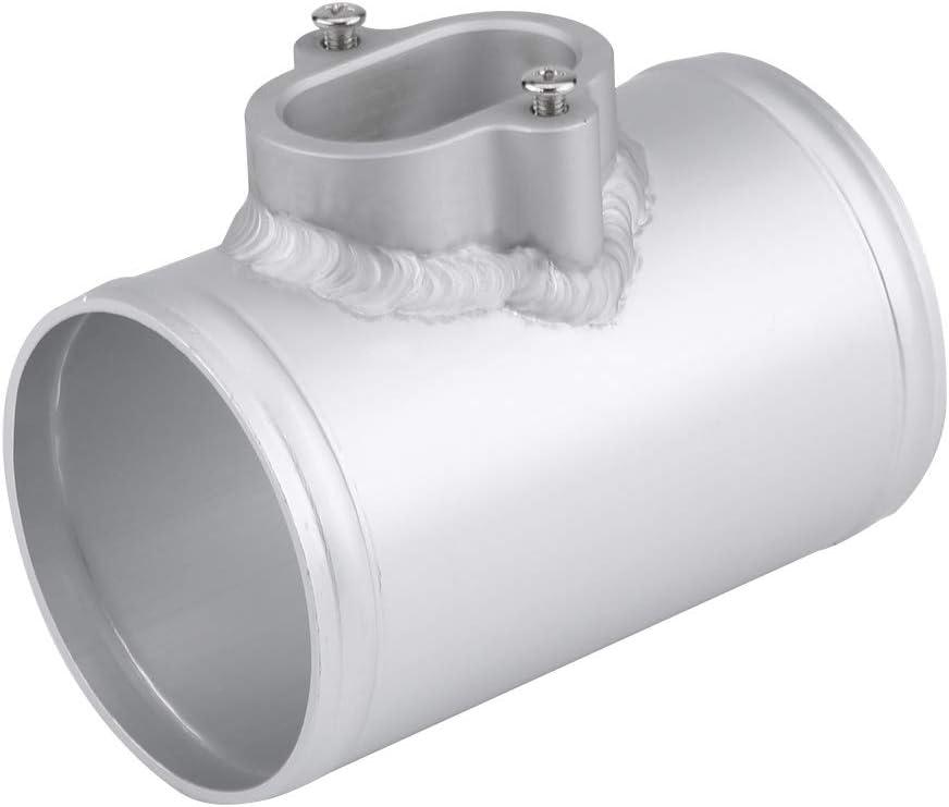 accessoires de voiture de base de mesure de d/ébit dair adapt/és /à la monture 70 76mm de ladmission dair D/ébit dair de masse 76MM