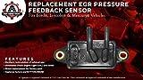 EGR - Exhaust Gas Recirculation Pressure Feedback
