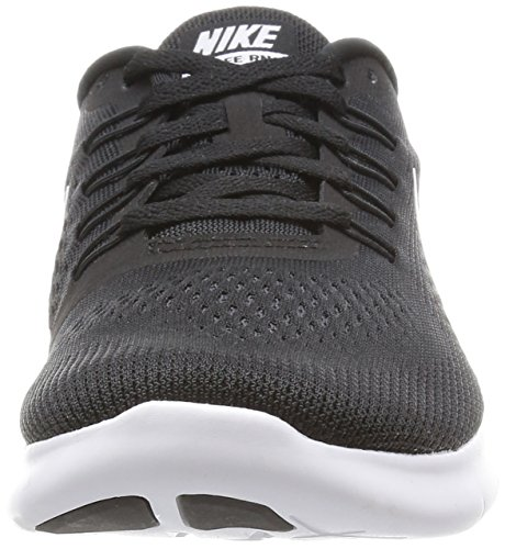 Black White Women's Run Nike Free Running Anthracite Black 17qFXw6