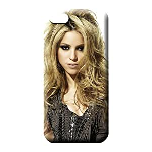 iphone 6plus 6p phone skins Pretty Shock Absorbing Forever Collectibles shakira singer