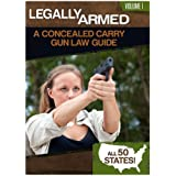 Legally Armed: A Concealed Carry Gun Law Guide