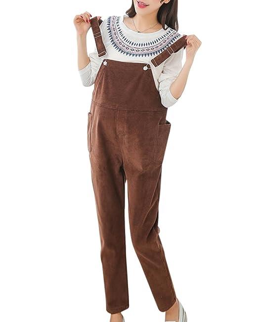 89ad0bf9774e Pantaloni Gravidanza Slim Overall