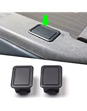 2 Pcs Ram 1500 Stake Pocket Covers,Bed Rail Stake Pocket Covers for 2019 2020 2021 RAM 1500 Pickup Truck Bed Rail Stake Hole Caps Stake Pocket Plugs