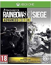 Ubisoft 3307216055754 RAINBOW 6 SIEGE - YEAR 3 ADVANCED EDI, Xbox One
