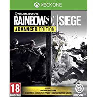 Ubisoft 3307216055754 RAINBOW 6 SIEGE - YEAR 3 ADVANCED EDI, Xbox One