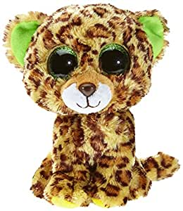 TY - Peluche leopardo, 15 cm (United Labels 36067TY)