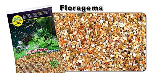 Nature's Ocean Activ-Flora Planted Substrate Flora-GEMS, 20-LB