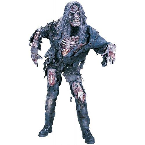 Complete 3-D Zombie Costume - Teen ()