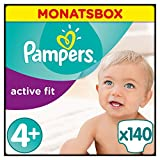 Pampers Premium Protection Active Fit Windeln Gr.4…