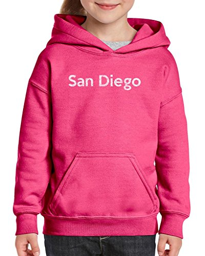 Ugo San Diego CA California Map Flag Home of University of Los Angeles UCLA USC Girls Boys Youth Kids - San Outlet Near Diego