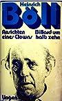 Ansichten eines Clowns / Billard um halb zehn - 2 Romane - Heinrich Böll