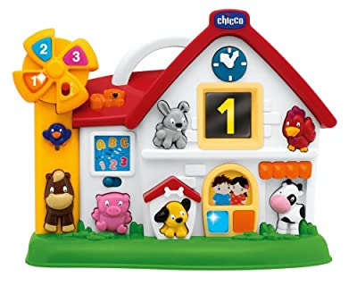 Chicco Toys Magic Window Talking Farm from Chicco