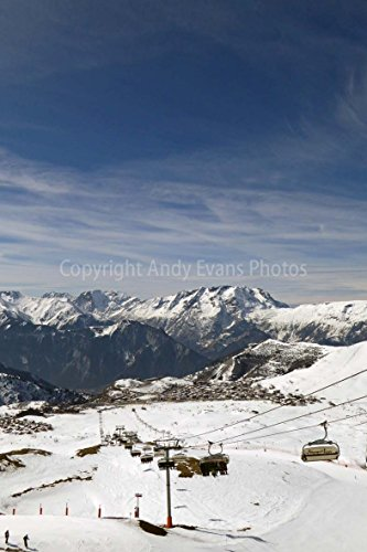 Alpe d'Huez Photograph a 12