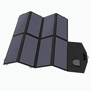 WAHHY Cargador de teléfono móvil Solar portátil US ETFE ...