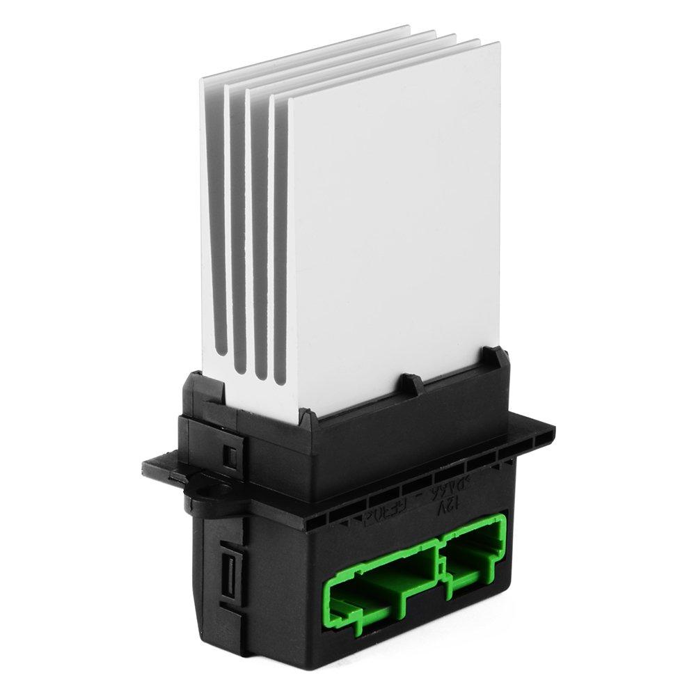 XCSOURCE Sostituzione riscaldamento Motorino Ventilatore Resistenza di aria condizionata ventilatore Velocità Resistenza per 7701048390 6441L2 MA959