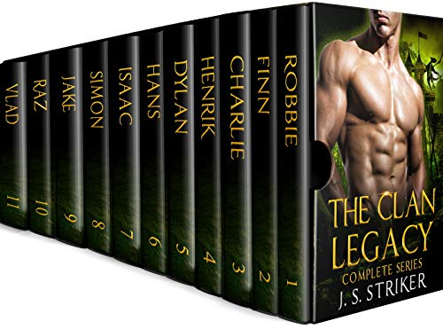 - The Clan Legacy Complete Series Box Set