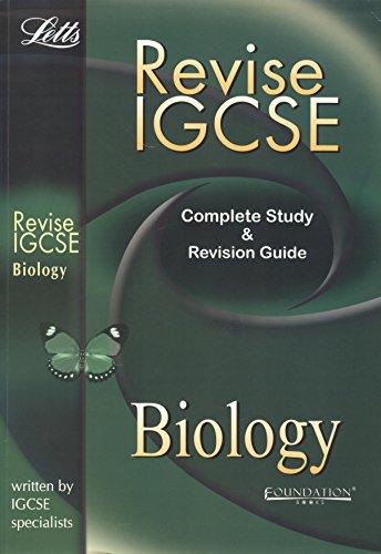 Revise IGCSE Biology India Edition