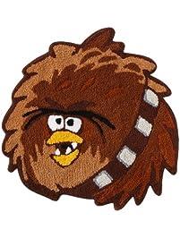 Angry Birds Star Wars Bath Rug   Brown