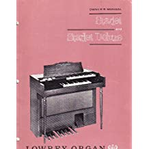 amazon com lowrey organs books rh amazon com Lowrey Organs Oldest to Newest GS1 Lowrey Genie Organ