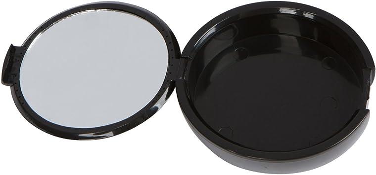 Invisalign or Essex Style Invisible Aligner Tray Case with Mirror - Black by Invisa-Safe: Amazon.es: Salud y cuidado personal